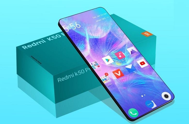 Xiaomi Redmi K50 cấu hình giá bán