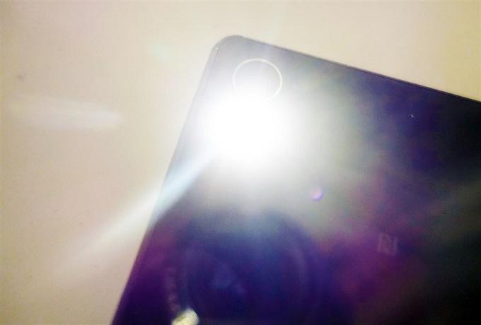 đèn flash android