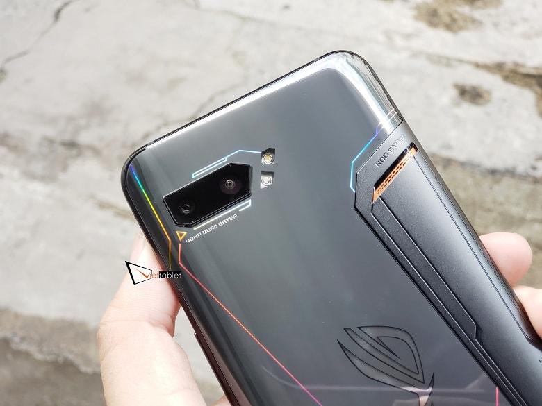 camera của ROG Phone 2