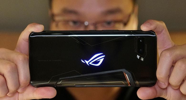 kích thước ASUS ROG Phone 2