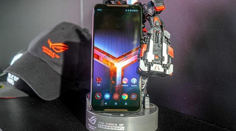 màn hình ASUS ROG Phone 2