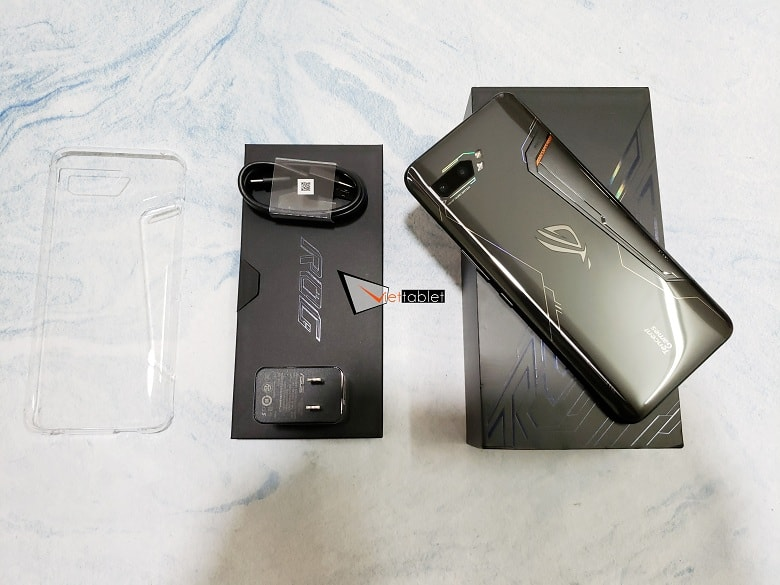 ROG Phone 2 Fullbox