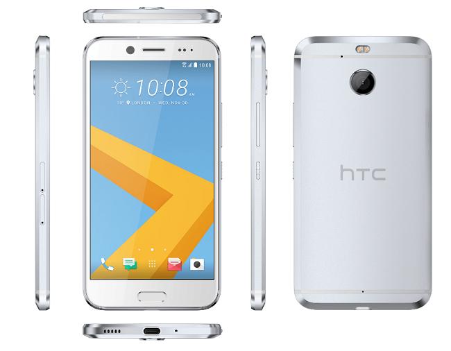 thiết kế HTC 10 Evo