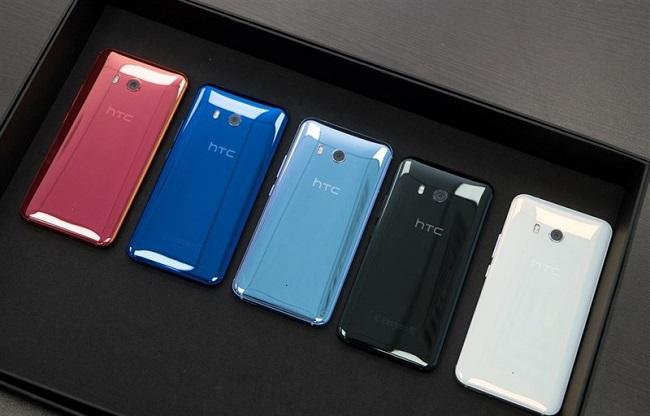 Màu sắc HTC U11