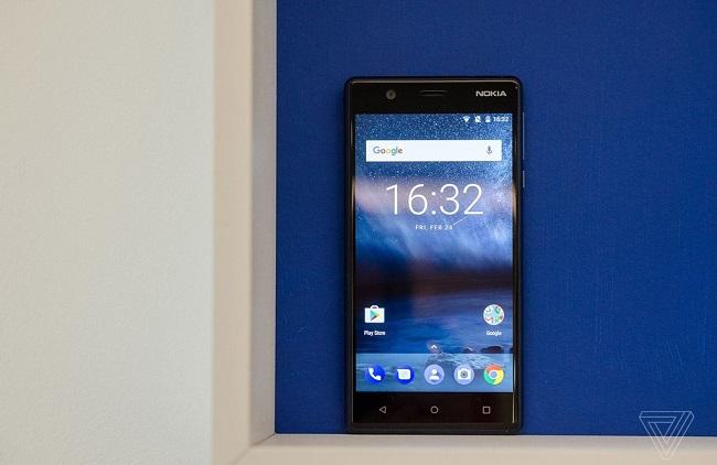 đánh giá cấu hình Nokia 3