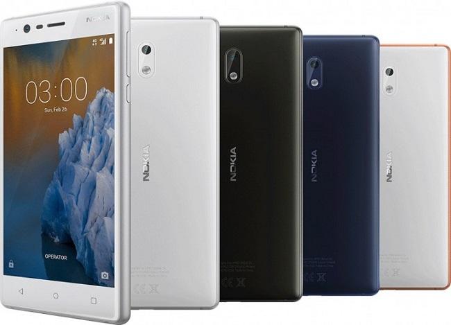 Tổng quan thiết kế Nokia 3