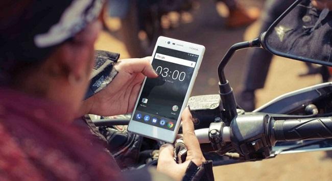 Nokia 3 kích thước nhỏ gọn