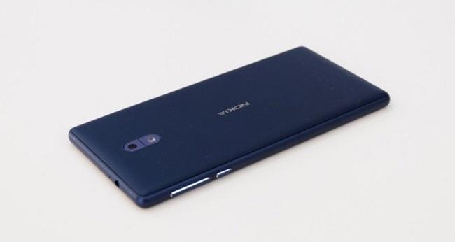 Thiết kế mặt lưng Nokia 3