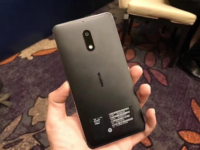 Camera Nokia 6 chất lượng vượt trội