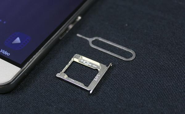 Điện thoại Nomi 5 hỗ trợ 2 SIM tiện lợi