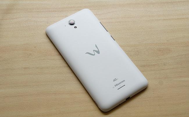Thiết kế W-Mobile E10