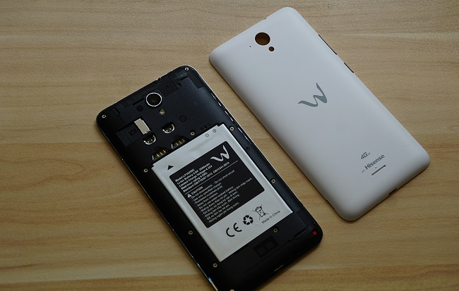 Pin W-Mobile E10