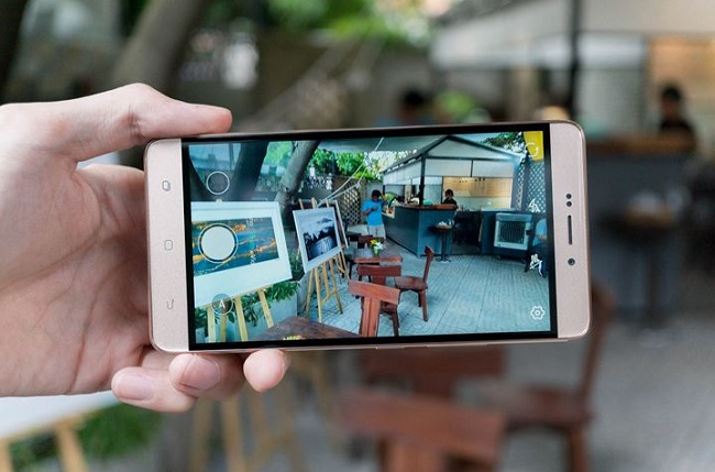 Giao diện camera W-Mobile S1 WS1