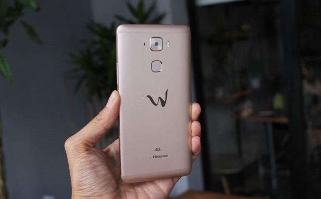 Mặt lưng W-Mobile S1 - W S1