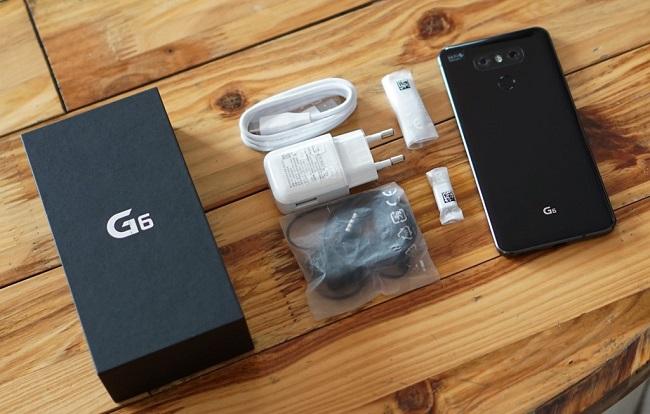 Phụ kiện LG G6