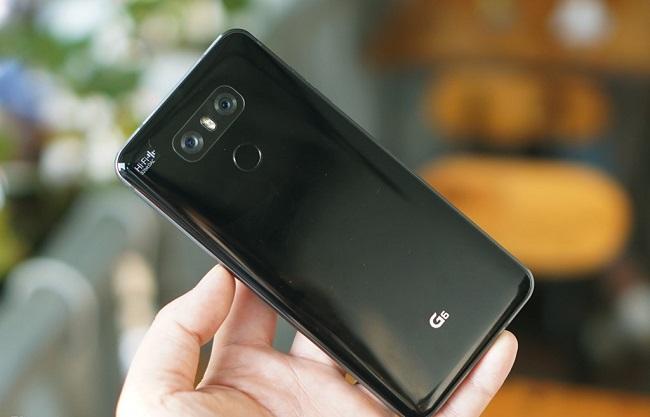 LG G6 có thiết kế đẹp