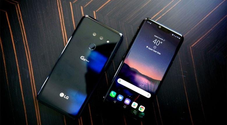 LG G8 ThinQ cũ
