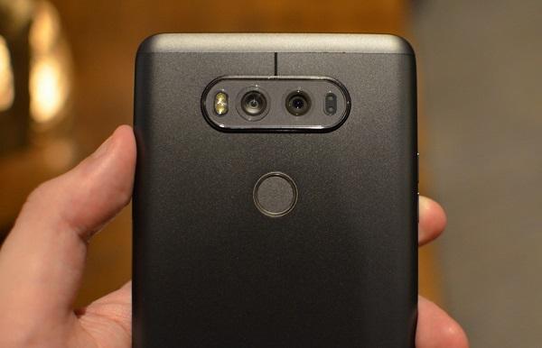 LG V20 chính hãng hỗ trợ quay video 4k