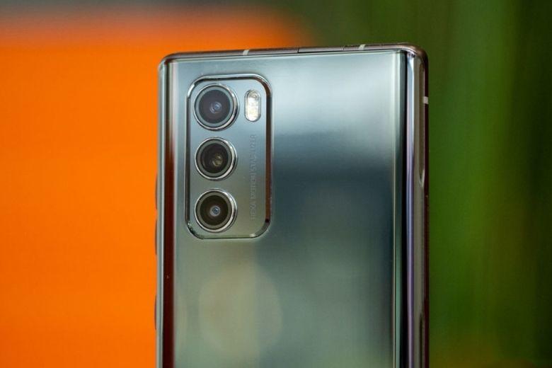 LG Wing thiết kế camera