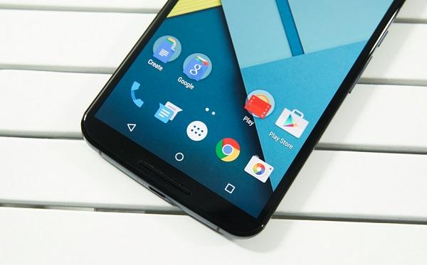 Nexus 6 màn hình siêu lớn