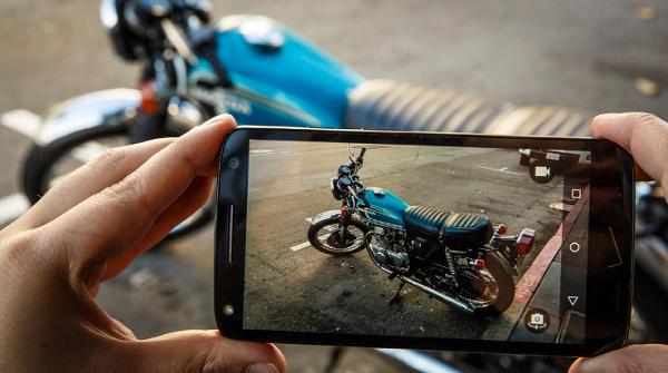 Motorola Droid Turbo 2 cũ cho chất lượng ảnh chụp sắc nét