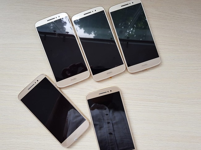 Hình ảnh hiển thị trên Motorola Moto M đẹp và sắc nét