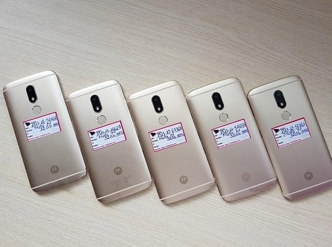 Motorola Moto M có thiết kế khá đẹp
