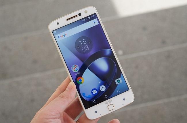 Motorola Moto Z cũ cũng được trang bị chip Snapdragon 820 cao cấp