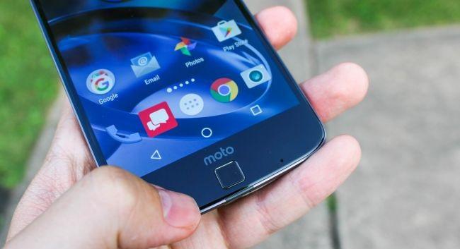 Màn hình Motorola Moto Z cũ like new cán mức 2K