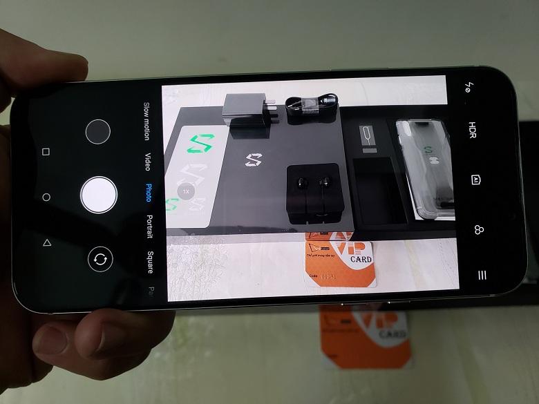 Chụp thử Xiaomi Black Shark 2 12GB - 256GB