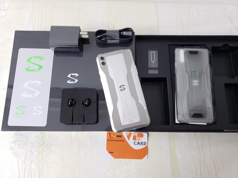 Mở hộp Xiaomi Black Shark 2 12GB - 256GB