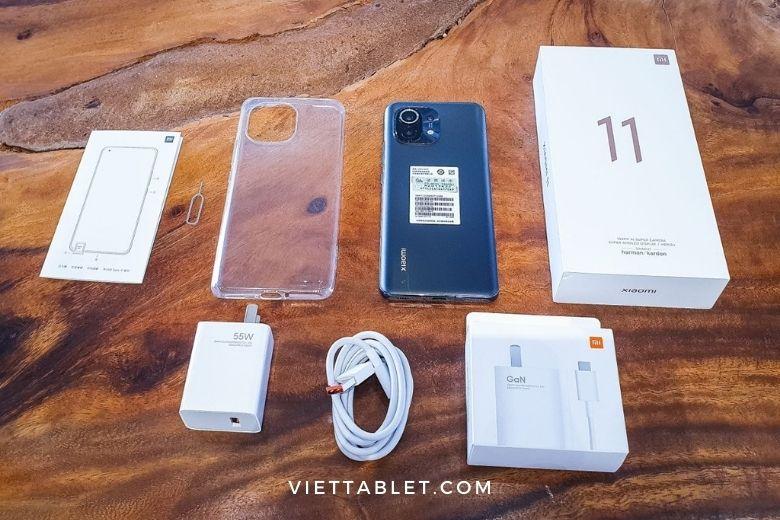 Xiaomi Mi 11 5G (8GB - 256GB) phụ kiện