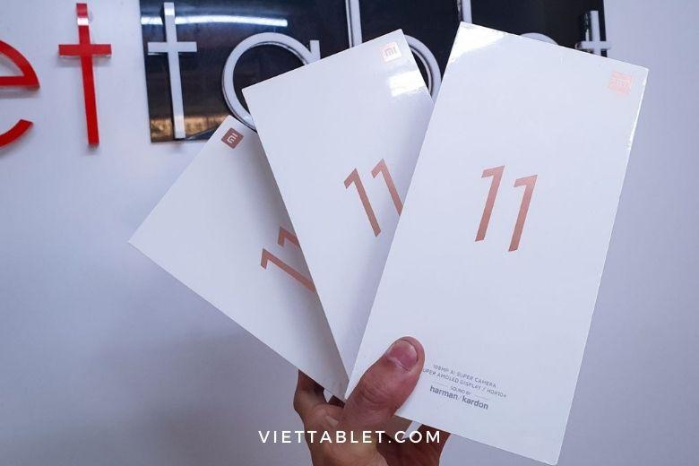 xiaomi mi 11 8gb 256gb tại cửa hàng viettablet