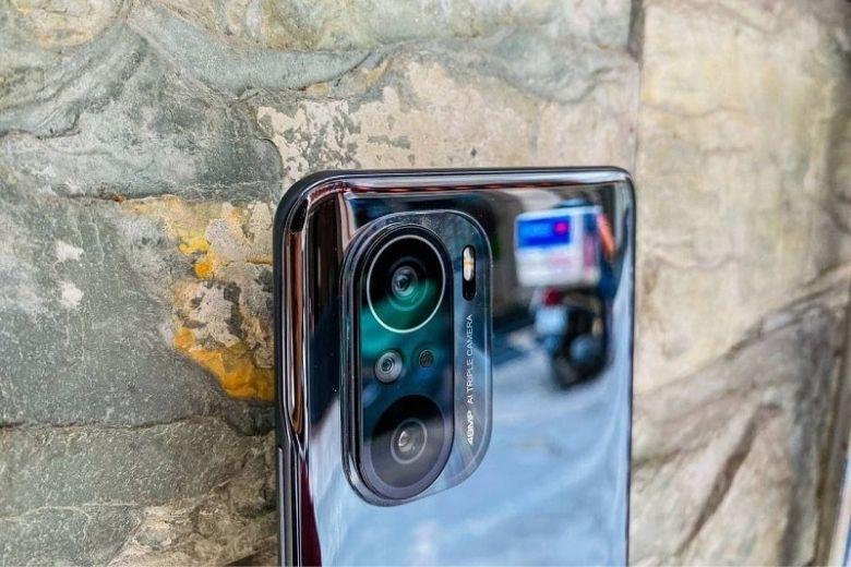 camera Xiaomi Poco F3 (8GB - 256GB) Công Ty