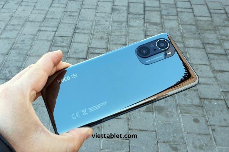 trên tay Xiaomi Poco F3 (8GB - 256GB) Công Ty