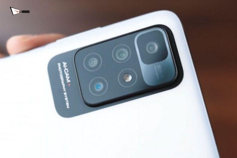 Xiaomi Redmi 10 camera