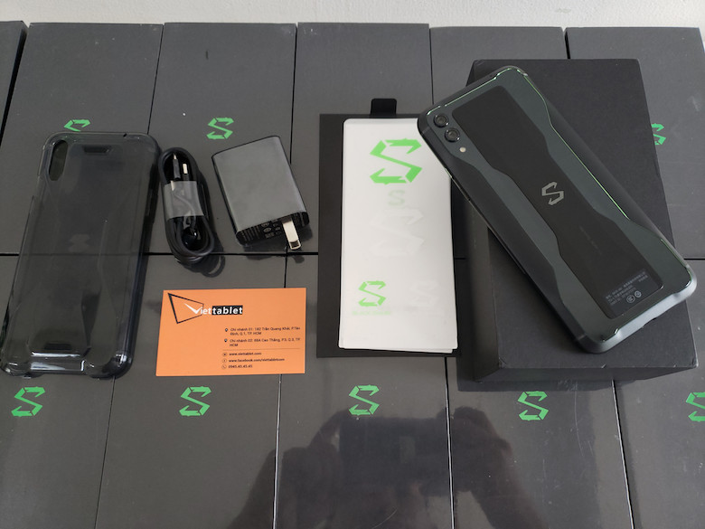 Xiaomi Black Shark 2 RAM 6GB - 128GB Mới Fullbox