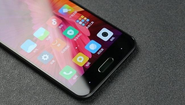 Xiaomi Mi 5c được trang bị cảm biến vân tay