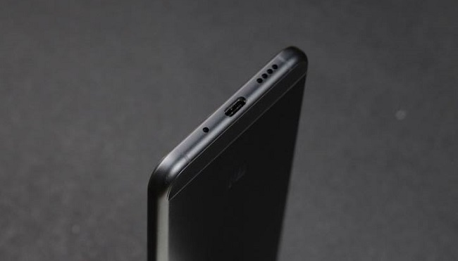 Xiaomi Mi 5c được trang bị sạc nhanh