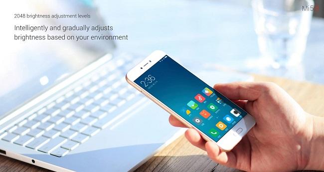 Đánh giá màn hình Xiaomi Mi 5c