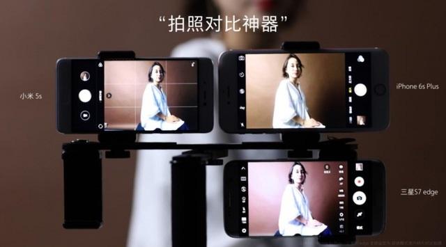 Điện thoại Xiaomi Mi 5s hỗ trợ quay phim 4K