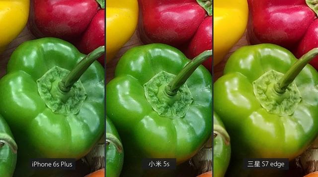 Xiaomi Mi 5s đọ ảnh chụp cùng iPhone 6s Plus và Galaxy S7 Edge