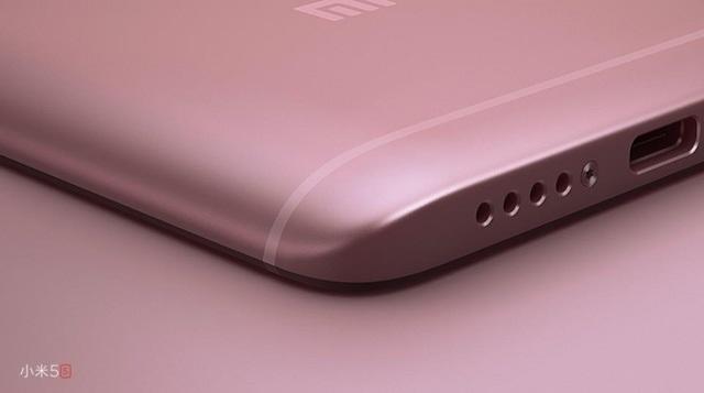 Smartphone này cũng sử dụng cổng kết nối USB Type-C mới nhất