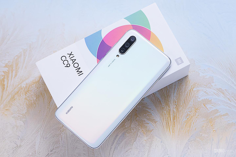 thiết kế Xiaomi Mi CC9 ROM 128GB