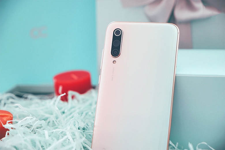 Camera của Xiaomi Mi CC9 Meitu Edition chất lượng cao