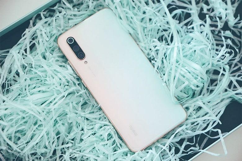 cấu hình của Xiaomi Mi CC9 Meitu Edition vượt trội trong tầm giá
