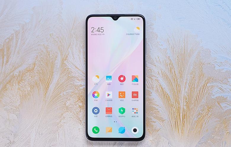 Xiaomi Mi CC9 với cấu hình và hiệu năng rất mạnh