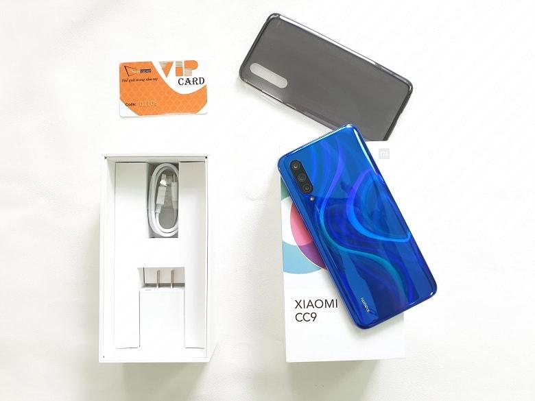phụ kiện của Xiaomi Mi CC9