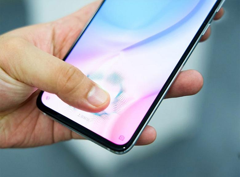 Xiaomi Mi CC9 với màn hình tích hợp cảm biến vân tay thế hệ thứ 7 dưới màn hình