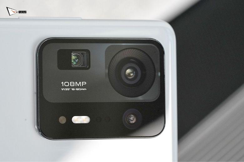Xiaomi Mi Mix 4 camera